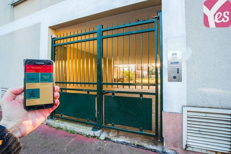 Parking Mairie d'Enghien-les-Bains gardien