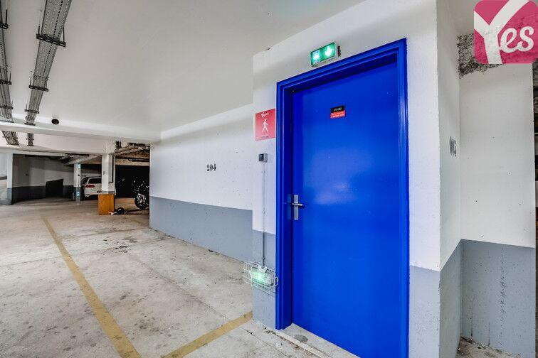 Parking Mairie d'Enghien-les-Bains souterrain