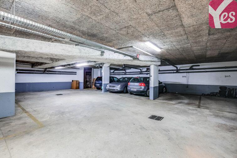 Parking Mairie d'Enghien-les-Bains 95880