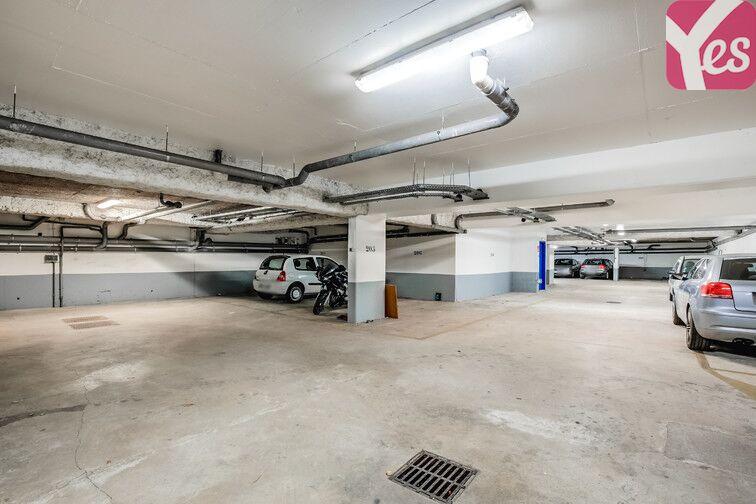 Parking Mairie d'Enghien-les-Bains caméra