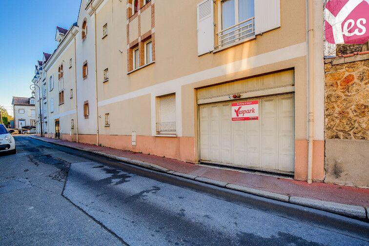Parking Mairie d'Enghien-les-Bains à louer