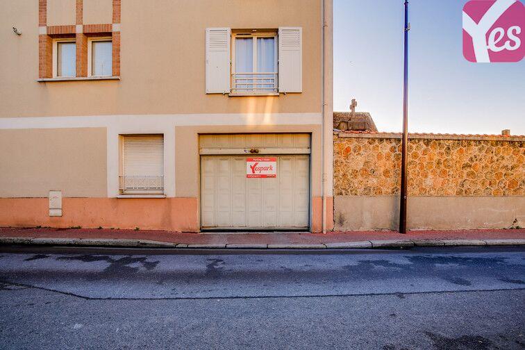 Parking Mairie d'Enghien-les-Bains sécurisé