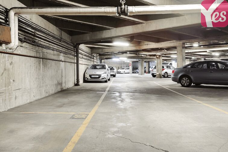 location parking Pasteur - Noisy-le-Grand