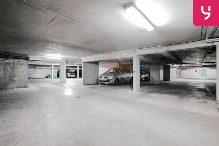 Parking Avenue Voltaire - Eaubonne avis