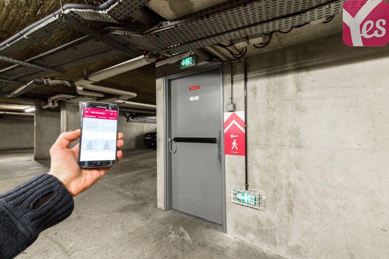 Parking Ecole de Danse - Nanterre sécurisé