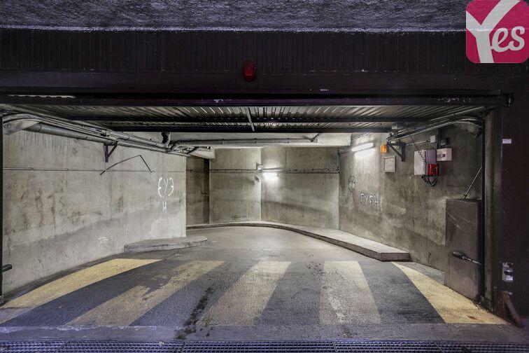 Parking Ecole de Danse - Nanterre box