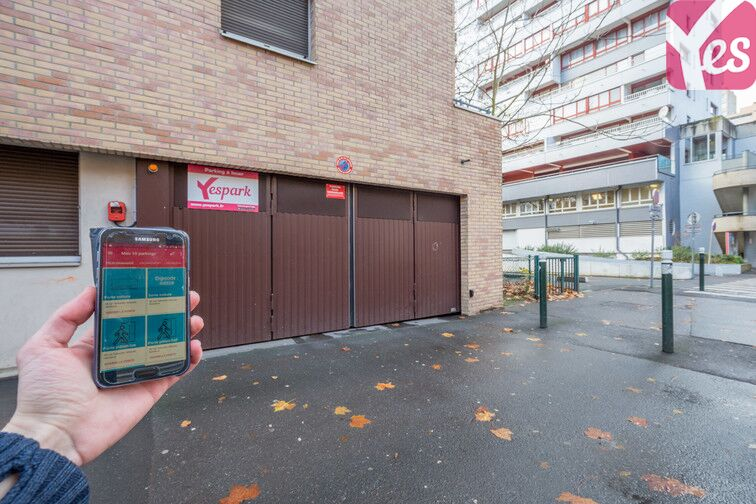 location parking Ecole de Danse - Nanterre