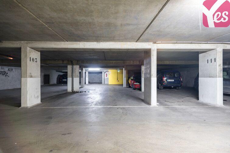 Parking Université Paris 3 - Sorbonne Nouvelle gardien