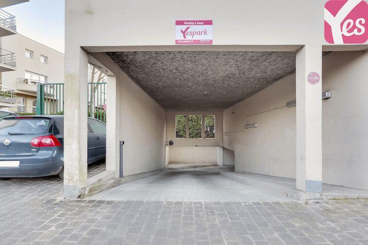 Parking Vallée aux Loups - Châtenay-Malabry Châtenay-Malabry