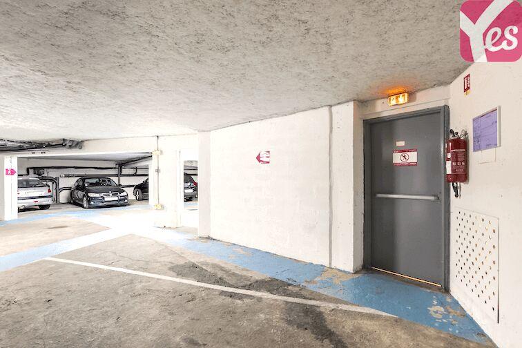 Parking Vallée aux Loups - Châtenay-Malabry avis