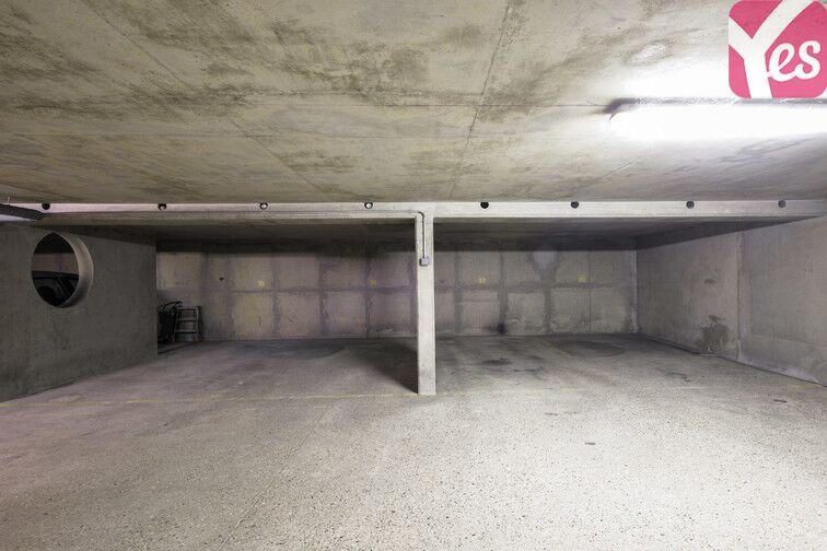 Parking Parc des sports - Rueil-Malmaison avis