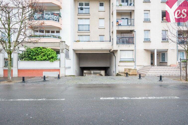 Parking Parc des sports - Rueil-Malmaison sécurisé