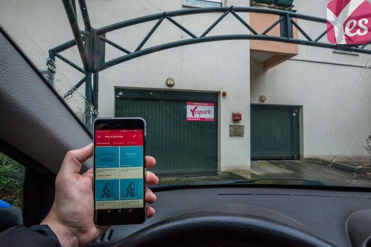location parking Parc des sports - Rueil-Malmaison