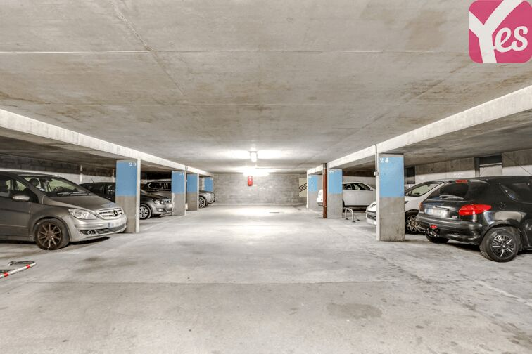 Place parking Yespark 1