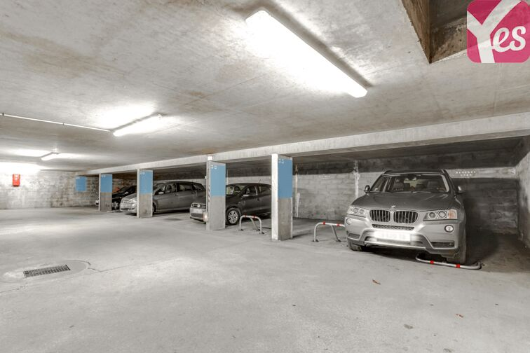 Parking Grange Blanche - Lyon 8 à louer