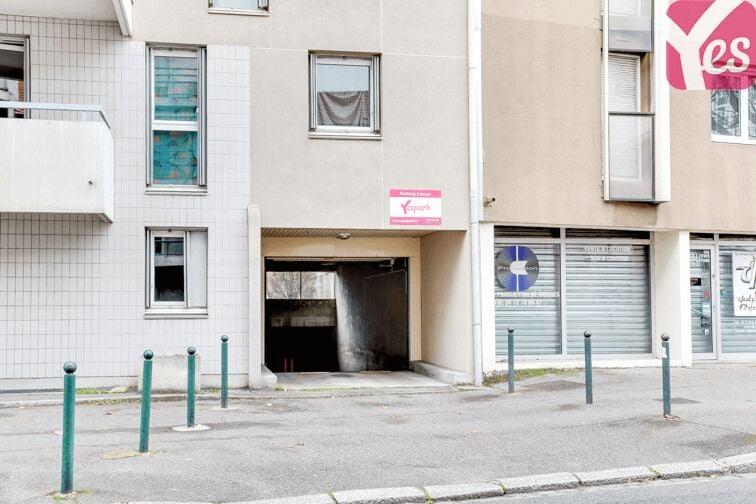 Parking Grange Blanche - Lyon 8 box