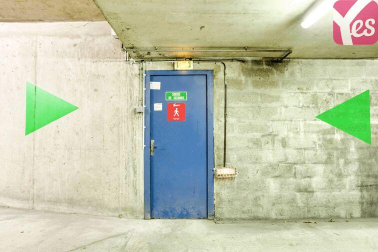 Parking Grange Blanche - Lyon 8 souterrain
