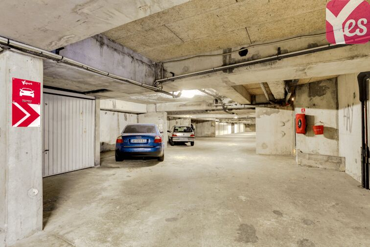 Location parking Laënnec - Lyon 8