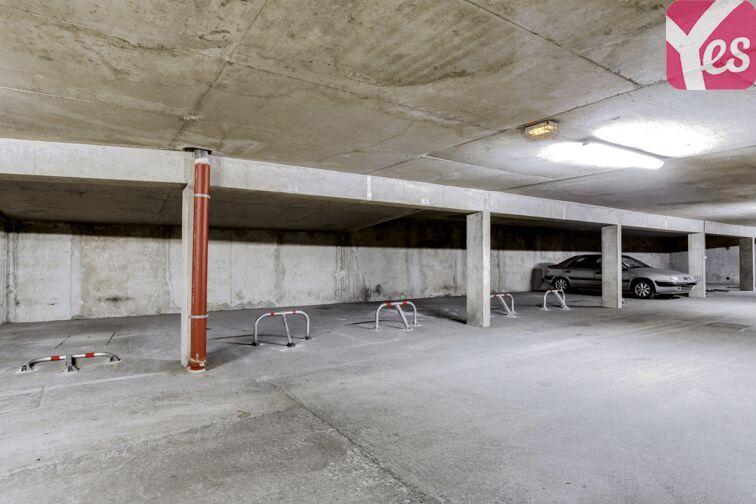 Parking Ferrandière - Maisons neuves - Villeurbanne location mensuelle