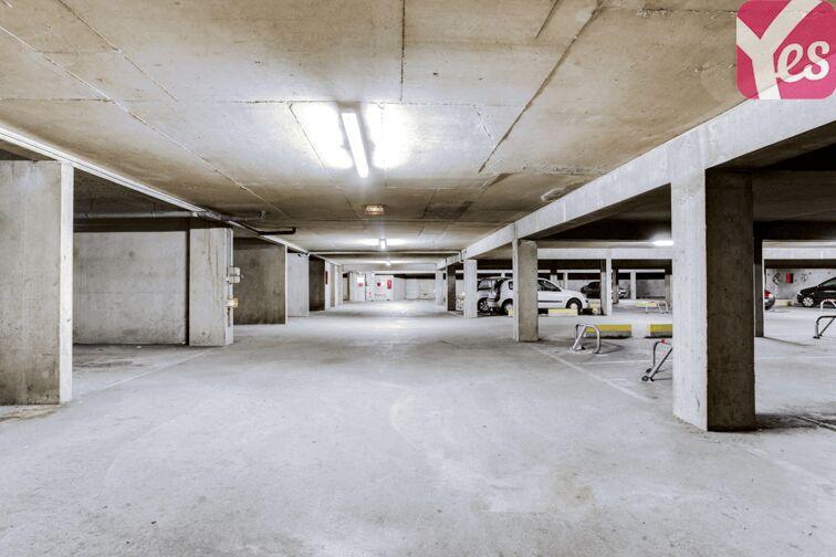 Parking Ferrandière - Maisons neuves - Villeurbanne souterrain
