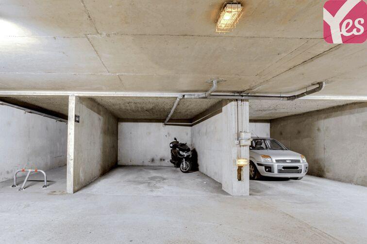 Parking Ferrandière - Maisons neuves - Villeurbanne sécurisé