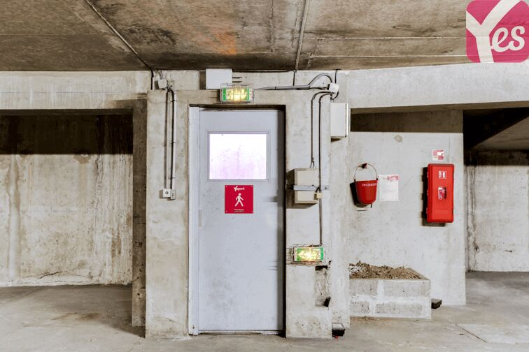 Parking Ferrandière - Maisons neuves - Villeurbanne gardien
