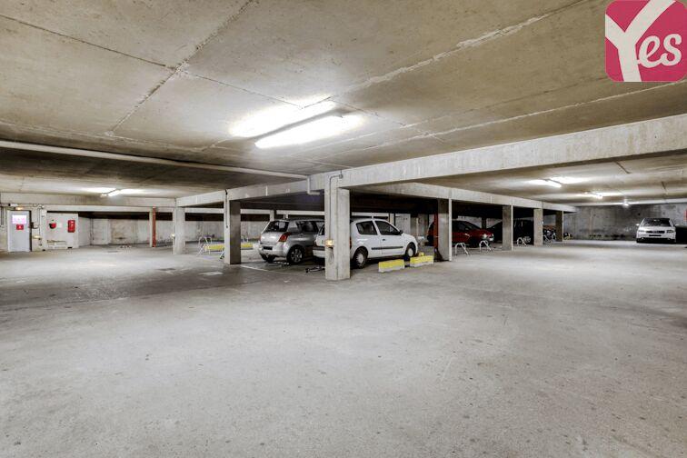 Parking Ferrandière - Maisons neuves - Villeurbanne 69100
