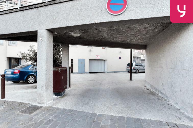 Parking Francis de Pressense - Châtenay-Malabry Châtenay-Malabry