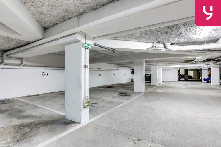 Parking Francis de Pressense - Châtenay-Malabry 24/24 7/7
