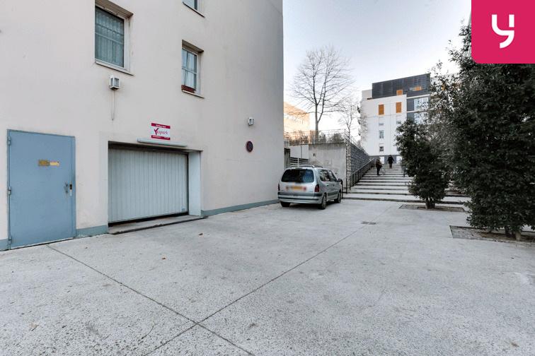 Parking Francis de Pressense - Châtenay-Malabry box