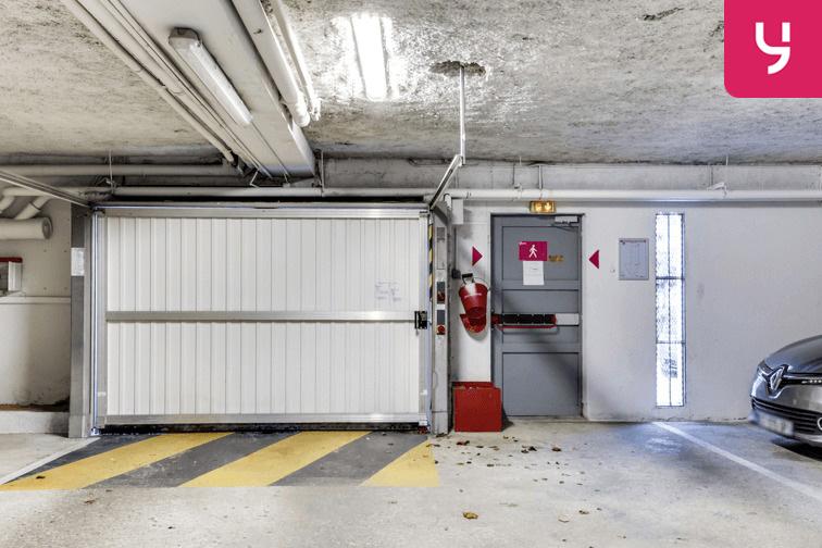 Parking Francis de Pressense - Châtenay-Malabry sécurisé