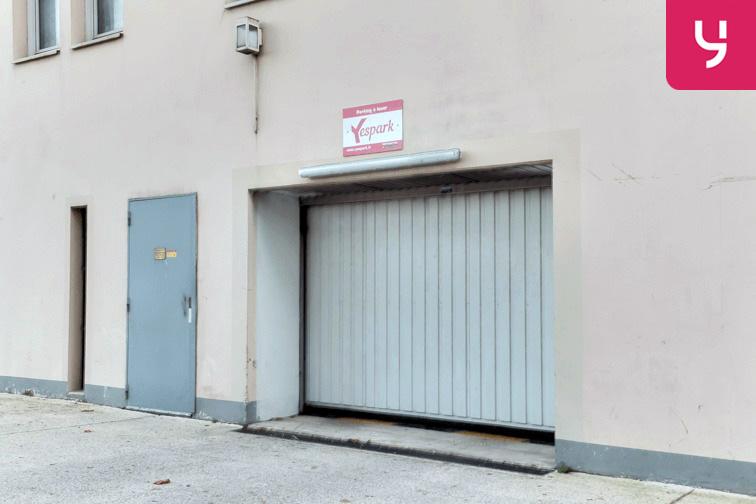 Parking Francis de Pressense - Châtenay-Malabry pas cher