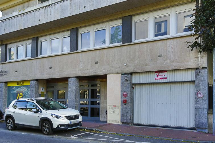 Parking Mairie de Saint-Germain-en-Laye 78100