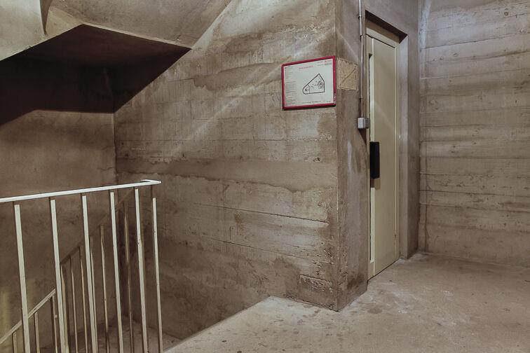 Parking Mairie de Saint-Germain-en-Laye sécurisé