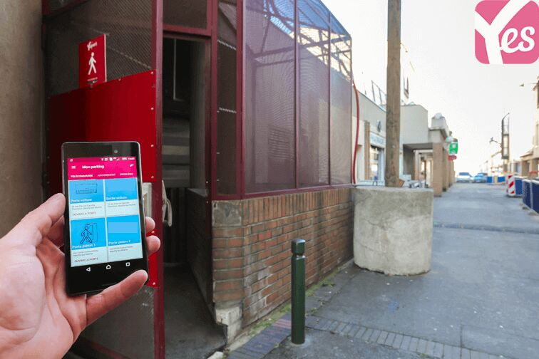 location parking Rue Paul et Camille Thomoux - Neuilly-sur-Marne