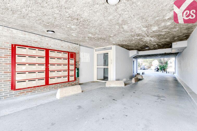 Parking Solidarité - Montreuil souterrain