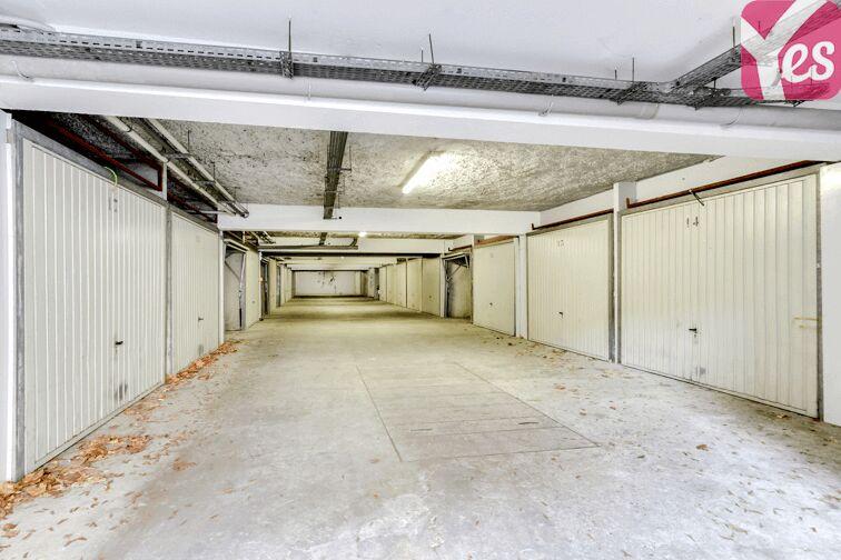 Parking Solidarité - Montreuil garage