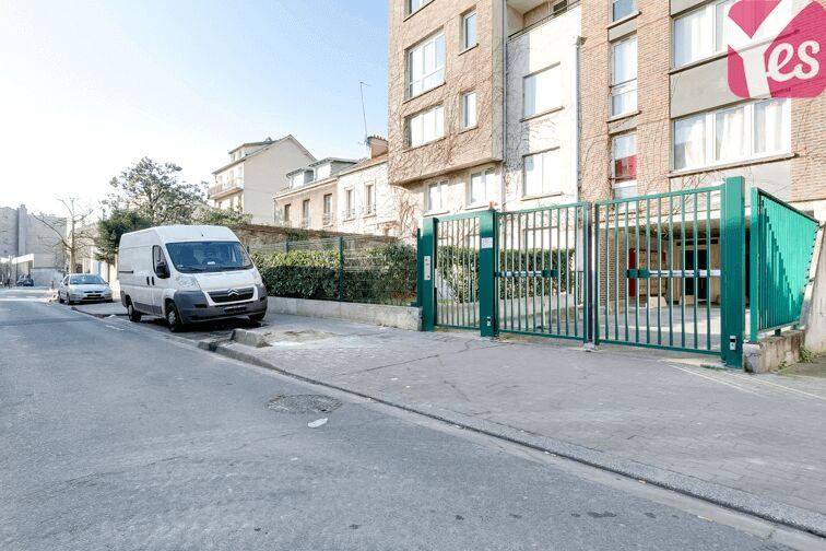 Parking Solidarité - Montreuil location mensuelle