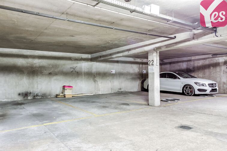 Parking Condorcet - Aubervilliers box