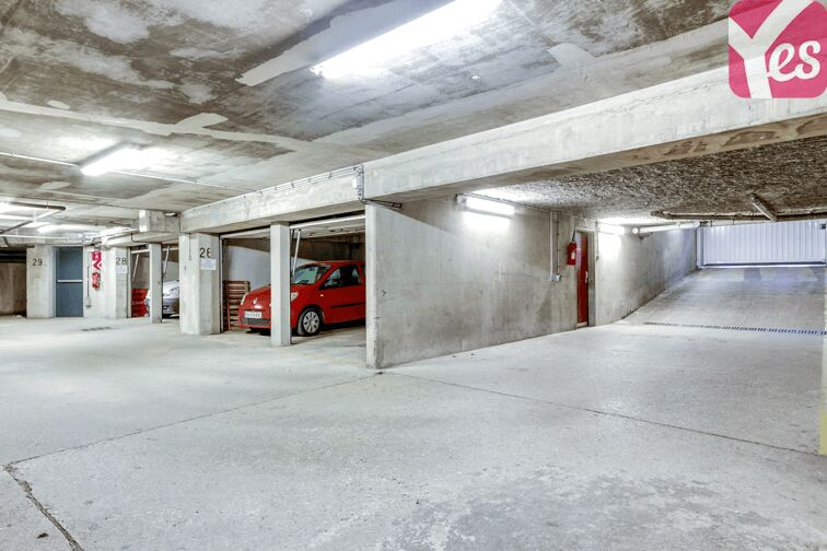 Parking Condorcet - Aubervilliers en location