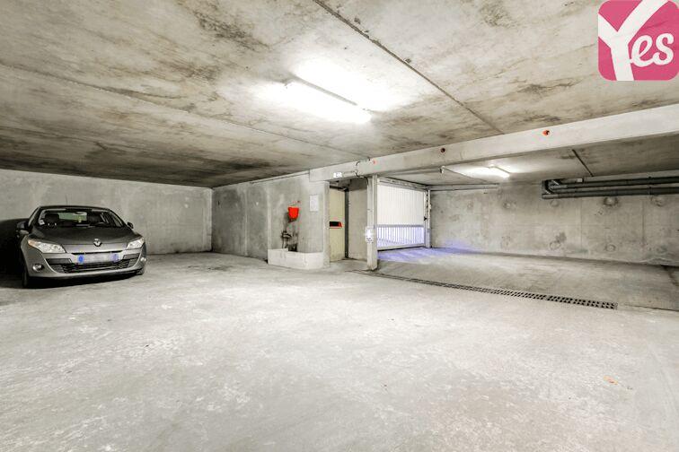 Parking Louise Dory - Romainville Romainville