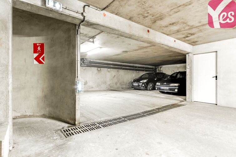 location parking Louise Dory - Romainville
