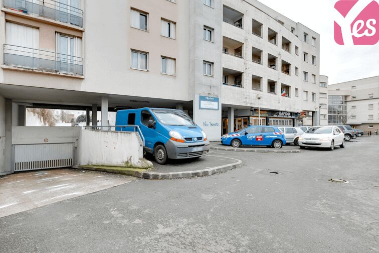 Parking Louise Dory - Romainville sécurisé