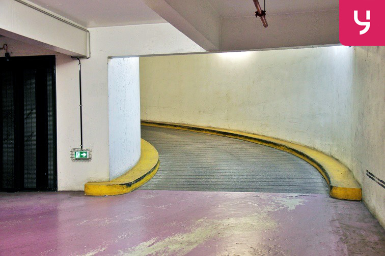 Parking Chevaleret sécurisé