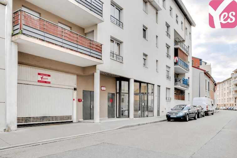 location parking Einstein - Salengro - Villeurbanne
