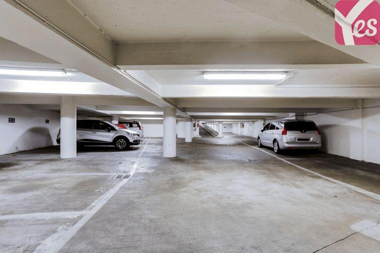 Parking Tonkin Sud - Villeurbanne sécurisé