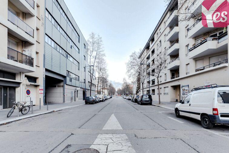 Parking Tonkin Sud - Villeurbanne pas cher