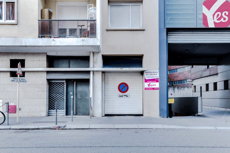 Location parking Tonkin Sud - Villeurbanne