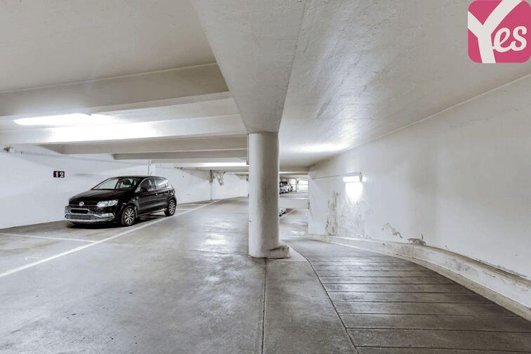 Parking Tonkin Sud - Villeurbanne box