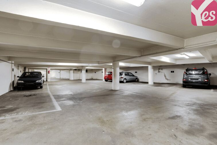 Parking Tonkin Sud - Villeurbanne garage